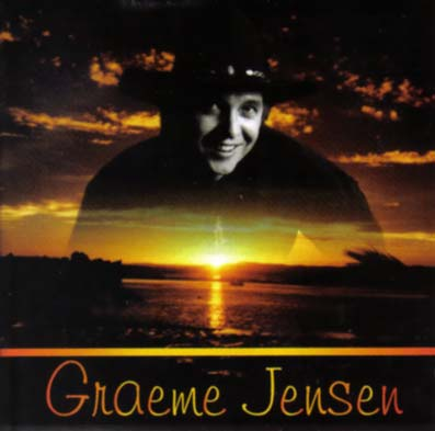 Graeme Jensen Self Titled CD.