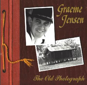 Graeme Jensen Country Rock Music Entertainer - The Old Photograph.